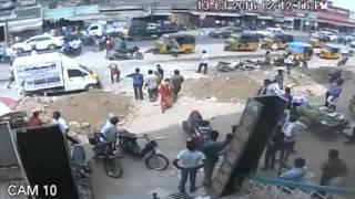 CCTV footage of Dalit man being hacked to death in Tamil Nadu