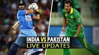 India vs Pakistan T20 ICC World Cup 2016 India won by 6 wickets