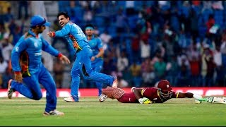 Afghanistan vs West Indies, Afghanistan won by 6 runs , ICC World T20, 2016 Match 30