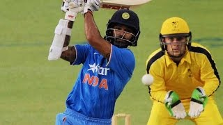 India vs Australia World T20 Cup India won by 6 wickets ,Virat Kohli 82 off 51 Balls