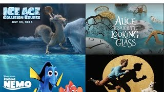 Most Awaited Animated Movie Sequels 2016