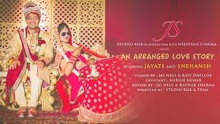 Jayati weds Snehansh Wedding Teaser - Studio RGB India