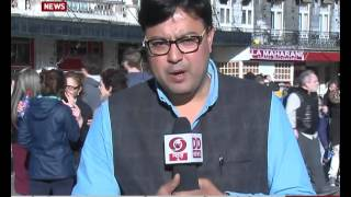 Security beefed up ahead of PM Modi's visit to Brussels: Modi Brussels Visit