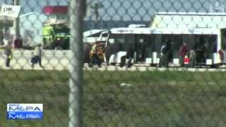 Passengers released from hijacked EgyptAir flight - Egypt Air flight hijacked