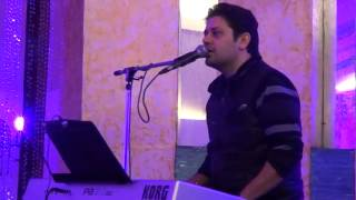 Vishnu Singing Pehla nasha for Vibes Entertainment