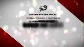 Sudhir & Sarita 25th wedding anniversary - Video Invitation by Vibes Entertainment