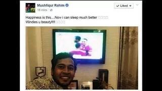 Mushfiqur Rahim taunts Team India after ICC WT20 exit, apologizes after backlash