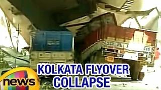 Under Construction Flyover Collapse in Kolkata 14 Killed, 78 Injured: Kolkata Flyover Collapse