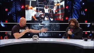 Mick Foley talks his about his notoriously high pain threshold: Stone Cold Podcast, WWE Network