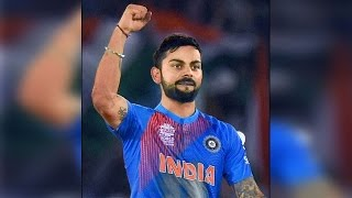 Virat Kohli named Player of the Tournament for the ICC World T20