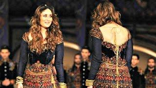 Kareena Kapoor Ramp Walk At Lakme Fashion Week 2016