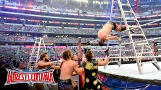 Intercontinental Title Ladder Match: WrestleMania 32
