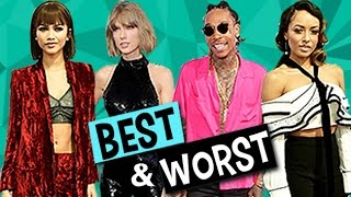 'iHeartRadio Music Awards 2016'- BEST & WORST Dressed Celebs - Taylor Swift