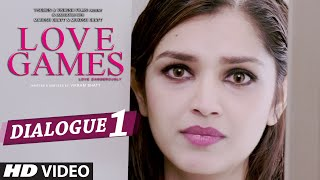 LOVE GAMES Movie Dialogue Promo 1 - Don't Ever Break My Heart