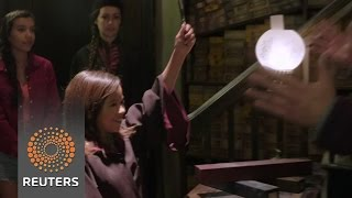 Owl post, sweets and spells: Universal's 'Harry Potter' world
