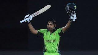 Sarfraz Ahmed replaces Shahid Afridi as Pakistan's T20 captain