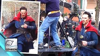 'Doctor Strange' LEAKED On-Set Footages