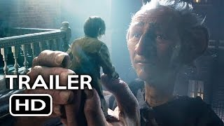 The BFG Official Trailer 1 (2016) Steven Spielberg Fantasy