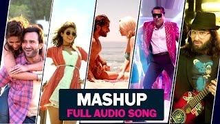 Happy Ending Mashup - Audio Song - Saif Ali Khan & Ileana D'Cruz - Kiran Kamath