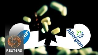 Pfizer and Allergan scrap $160 bln deal