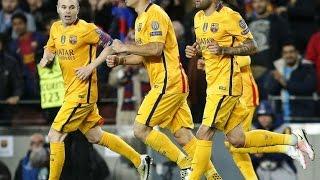 UEFA Champions League: Luis Suarez Double Salvages FC Barcelona Against 10-Man Atletico Madrid