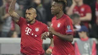 UEFA Champions League: Arturo Vidal Gives Bayern Munich Slender Lead Against Benfica