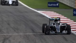 Nico Rosberg Romps Untroubled to Fifth Win in a Row at Bahrain Grand Prix
