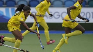 Indian Women's Hockey Team Loses to New Zealand in Hawke's Bay Cup