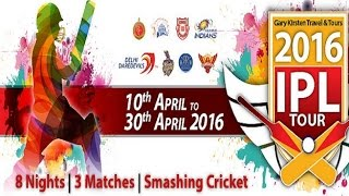 IPL 2016: List of teams, captains and venues