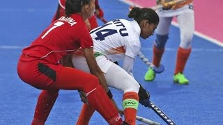 India Women Lose Thriller to China in Hawke's Bay Cup