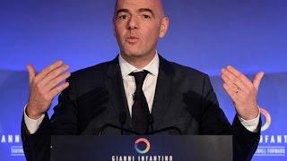 Swiss Police Raid UEFA Headquarters