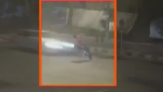 Delhi Hit and Run: Mercedes kills man in Civil Lines, incidence caught on camera: Hit-And-Run