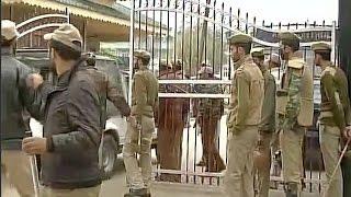 CRPF deployed at NIT Srinagar campus after clashes: NIT Srinagar Unrest