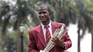 Darren Sammy National Cricket Ground - Ground Honour For West Indies Captain