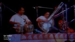 Pandit Ravi Shankar Woodstock 1969