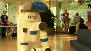 """Silicon Valley Robot Makers Throw """"Block Party"""""""