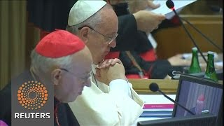 Love and marriage center of Pope's exhortation