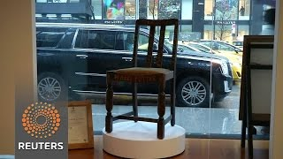 Harry Potter chair fetches $394,000
