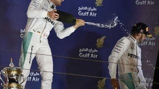 Nico Rosberg Aims to Continue Winning Momentum, Warns of Ferrari Resurgence
