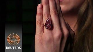 Rare pink diamond to fetch millions