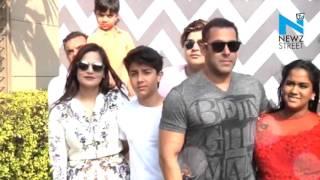 A closer look to Arpita Khan and Aayush Sharma's new born