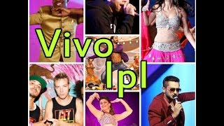 IPL 2016 Opening Ceremony Chris Brown, Major Lazer, Ranveer Singh, Honey Singh,katrina kaif performe