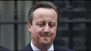 Cameron admits he profited from father's offshore fund