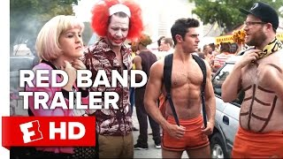 Neighbors 2: Sorority Rising Official Red Band Trailer 1 (2016) - Zac Efron, Seth Rogen Comedy