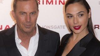 "Costner Brings ""Criminal"" to London"