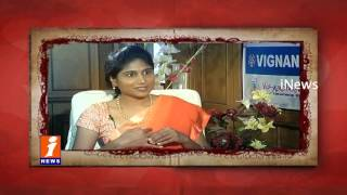 Rani Rudrama Devi - Vignan Group of Institutions Chairperson - Secret of Success Promo - iNews