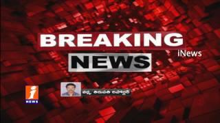 Chandrababu Naidu Districts Visit - iNews