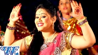 Jhule Saato Bahiniya Jhulanawa - Nimiya Ke Dadh Maiya - Anu Dubey - Bhojpuri Devi Geet 2016