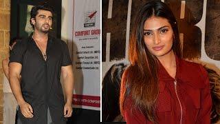 Athiya Shetty & Arjun Kapoor  Ranveer Singh New Movie  Aamir Khan  Bollywood Cafe