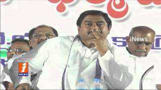 Dharmana Prasada Rao Fires on Minister Acham Naidu - iNews